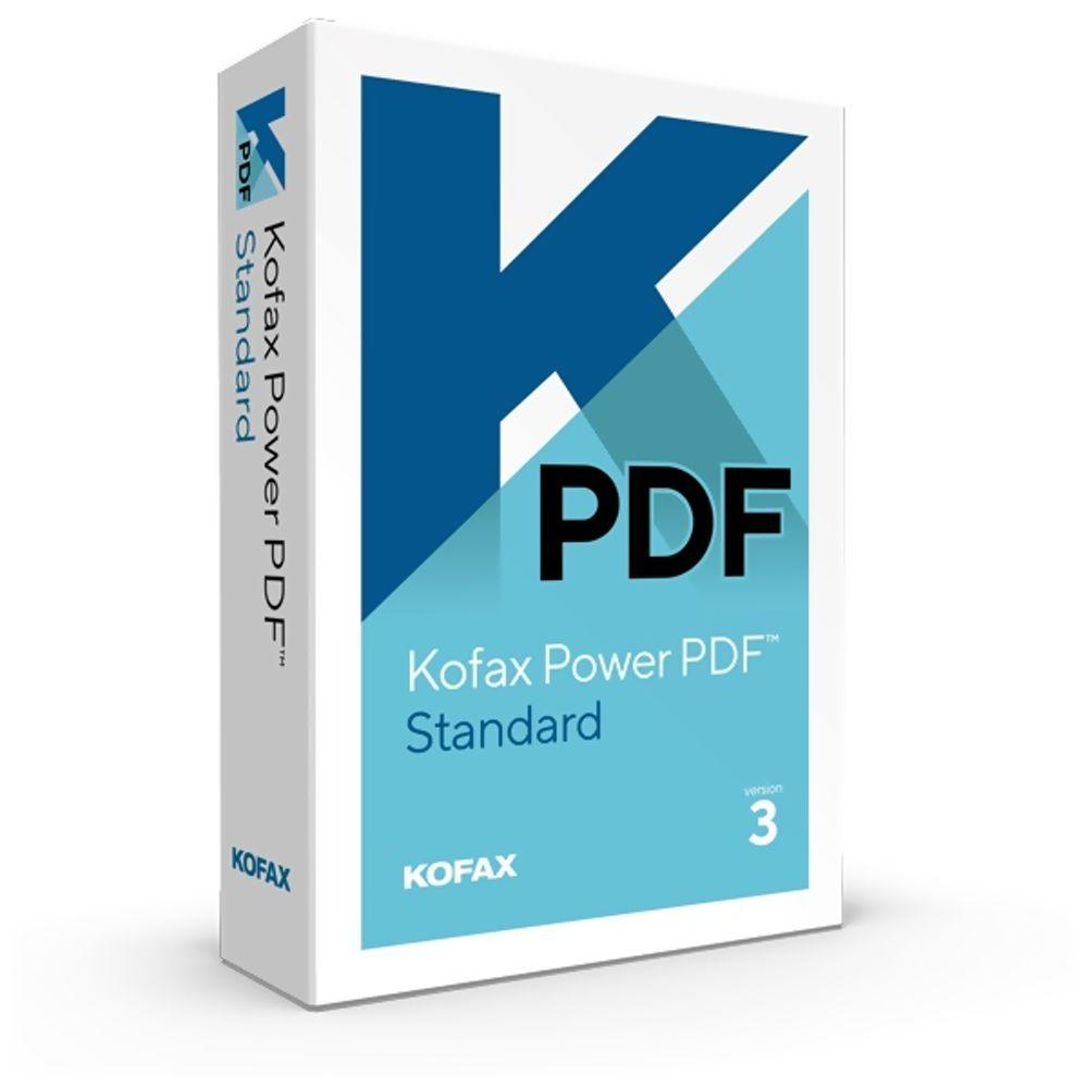 Kofax PDF & Snimanje Dokumenata