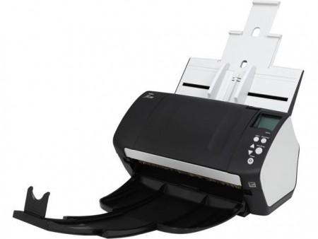Fujitsu fi-7160 ima brzinu od 60 stranica po minuti i ulagač u koji staje 80 listova