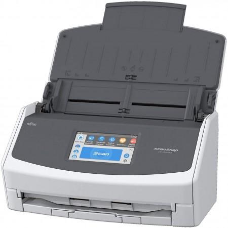 Fujitsu ScanSnap iX1500 ima kapacitet ulazne fioke od 50 listova a može da skenira 30 listova u roku od minuta