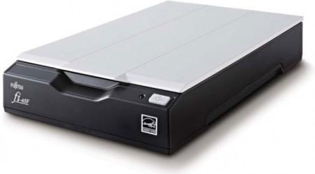 Fujitsu fi-65f je flatbed skener za pasoše, lične karte i ostale dokumente. Formati skeniranja A6 Formati / Ček / Kupon.