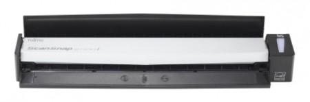 Fujitsu ScanSnap S1100i je Prenosivi Skener, crne boje, kompaktan, težak samo 350gr.