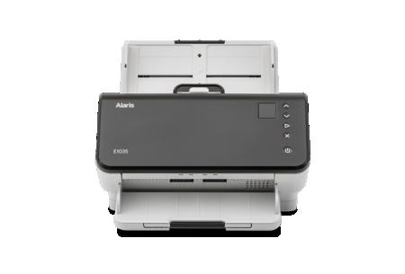 Kodak Alaris E1035 ima brzinu od 35 listova ili 70 stranica u minuti i ulagač u koji staje 80 listova