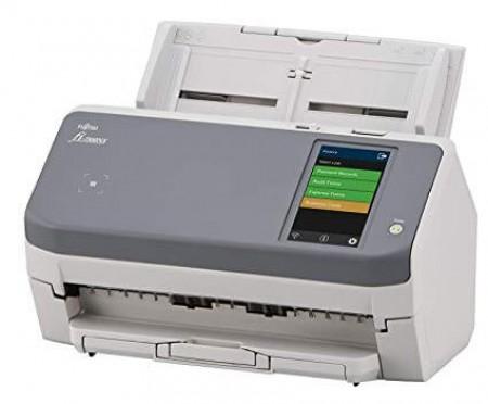 Fujitsu fi-7300NX Lako se integriše sa klijentovim sistemima i skenira direktno iz korisničkog interfejsa ekrana osetljivog na dodir, bez potrebe za priključivanjem na PC ili Mac