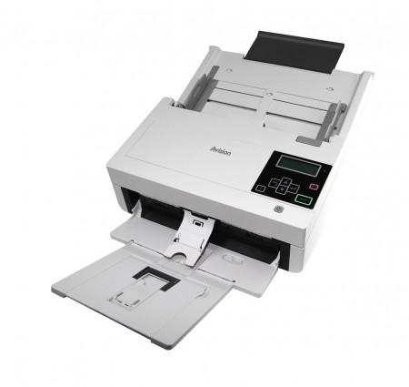 Avision AN230W je Mrežni Skener A4 formata, bele boje