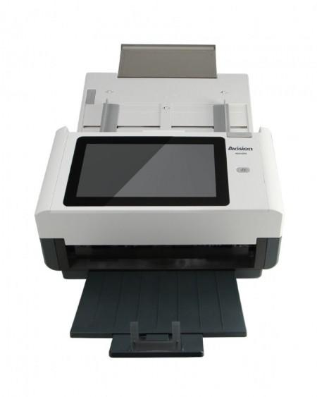 Avision AN240W je Mrežni Skener A4 formata, bele boje