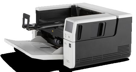 Kodak Alaris S3060f ima kapacitet dnevnog obima rada od 25000 stranica
