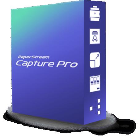 Fujitsu PaperStream Capture Pro Scan Station (Departmental)
