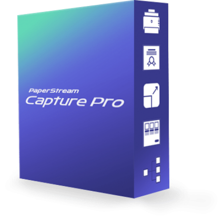Fujitsu PaperStream Capture Pro Scan Station (Low Vol Production)