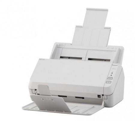 Fujitsu SP-1120N je Mrežni Dokument Skener A4 formata, bele boje.